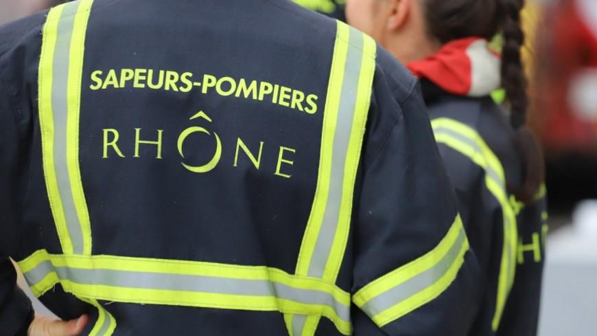 Près de Lyon : interpellation d'un automobiliste qui avait foncé sur des pompiers en intervention