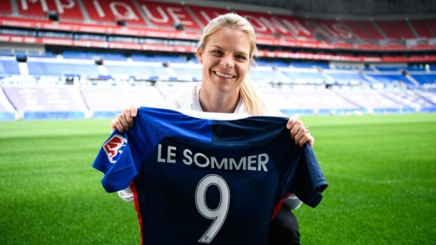 Eugénie Le Sommer prêtée pour six mois à OL Reign (officiel)