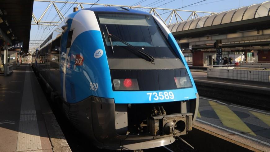 Reprise de la circulation ferroviaire entre Lyon et Saint-Etienne ce jeudi sur une voie