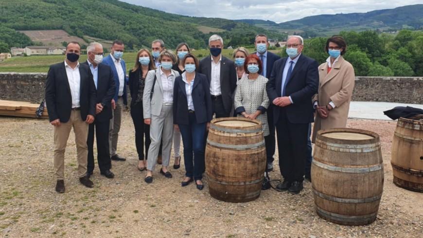 Régionales : Renaud Pfeffer choisi par Laurent Wauquiez comme tête de liste dans le Rhône