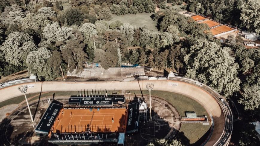 Lyon : début ce lundi de l'Open Parc Auvergne-Rhône-Alpes
