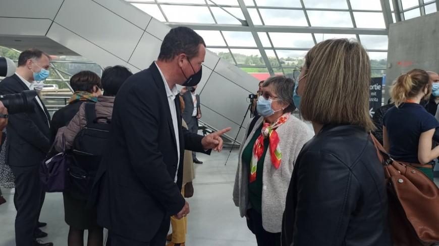 """""""Enfin le musée rouvre !"""" : le Musée des Confluences de Lyon a accueilli ses premiers visiteurs"""
