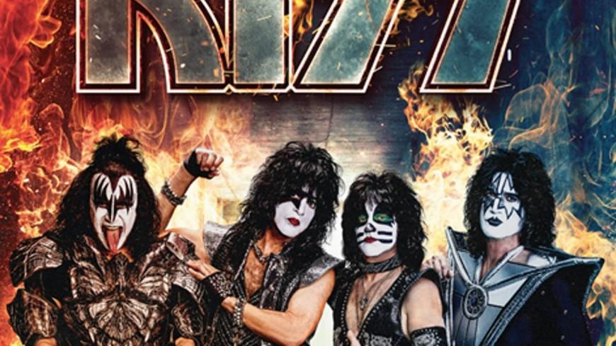 Kiss annoncé pour l'édition 2022 du Printemps de Pérouges