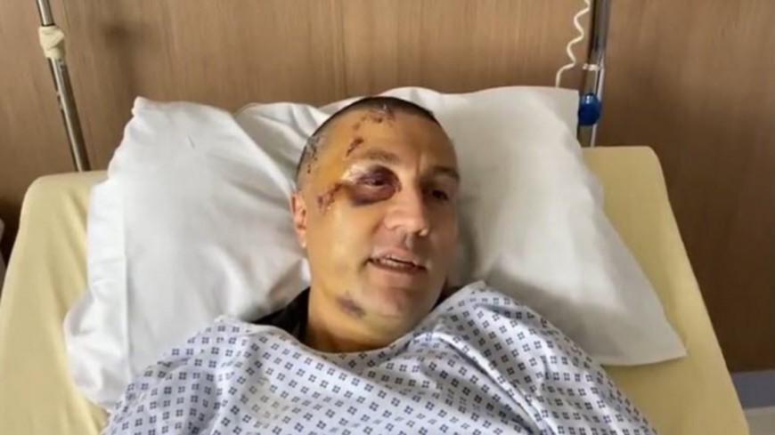 """Le policier blessé à Rive-de-Gier s'exprime : """"Si rien n'est fait, ça ne s'arrêtera jamais"""""""