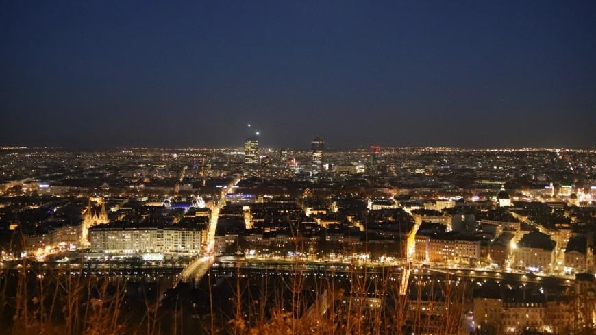 La Métropole de Lyon va éteindre ses lumières ce vendredi soir