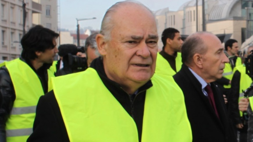 Crash d'un avion près de Lyon : la victime est l'ancien élu Georges Barriol