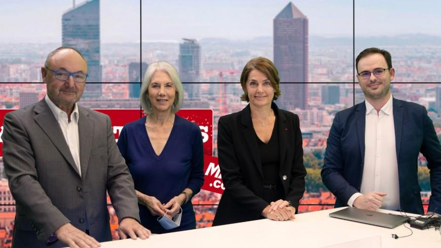 Lyon Politiques : l'actualité de la semaine décryptée par nos experts - 21/05/21