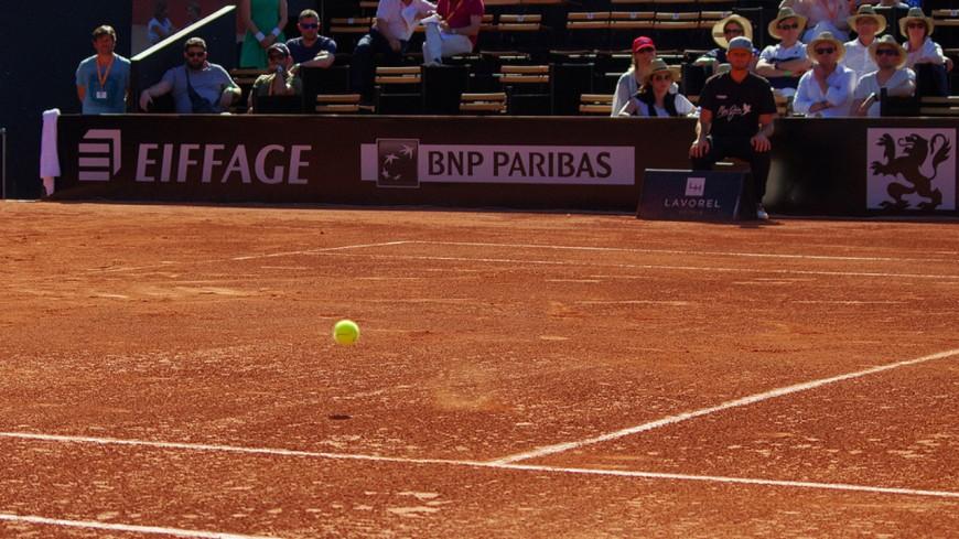 Tennis : Gasquet éliminé en quart de finale de l'Open Parc Auvergne-Rhône-Alpes