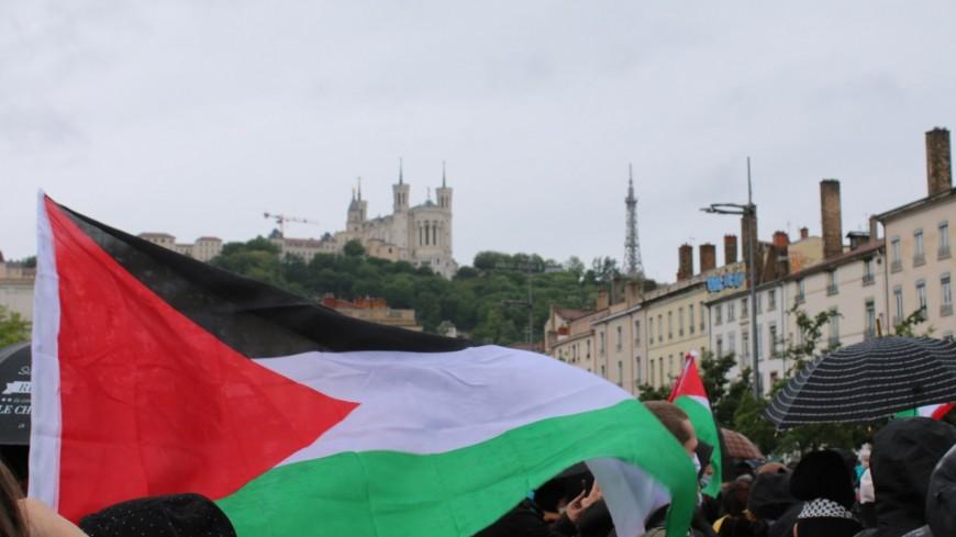 Lyon : un nouveau rassemblement pro-Palestine ce samedi place Bellecour