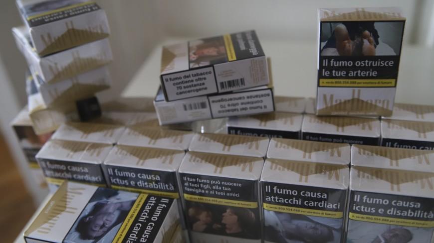 Près de Lyon : ils mettent la main sur un chargement de près d'un million d'euros de cigarettes
