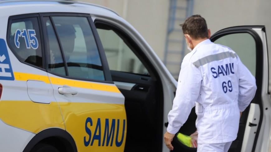Un homme retrouvé blessé par balle au nord de Lyon