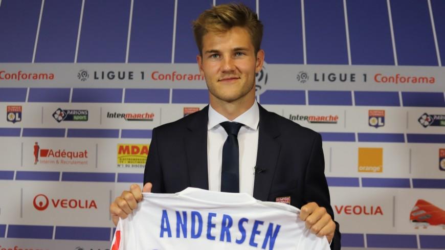 OL : Lyon en passe de transformer le flop Andersen en gros coup ?