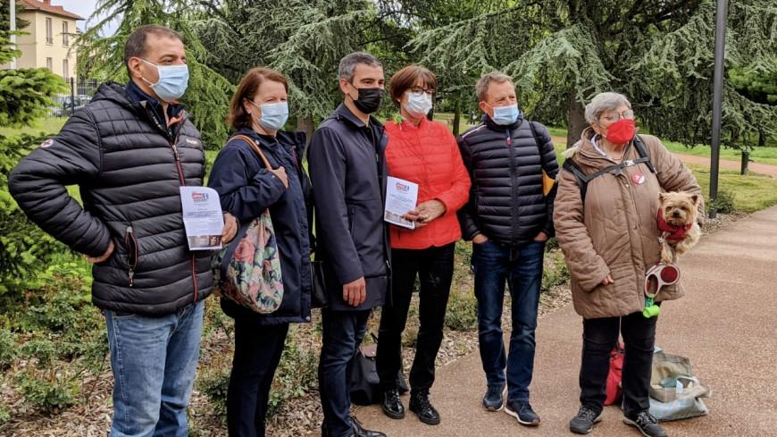Lyon : Yann Cucherat crée lui aussi un collectif pour soutenir le métro E