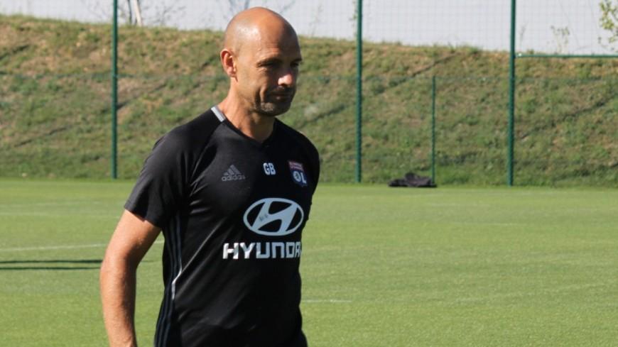 Gérald Baticle (OL) sera l'entraîneur d'Angers la saison prochaine (officiel)