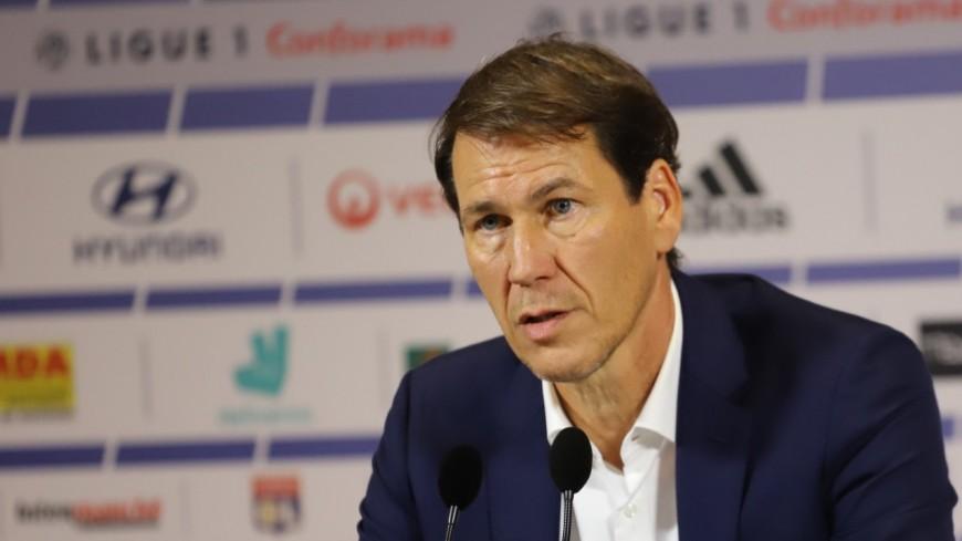 Après la défaite contre Nice, Rudi Garcia officialise son départ de l'OL