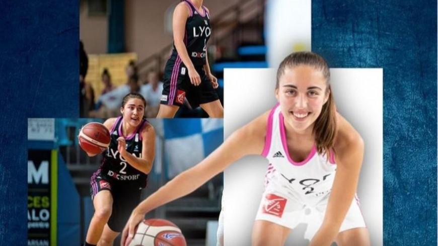 Marine Fauthoux (ASVEL féminin) prêtée deux saisons à Basket Landes