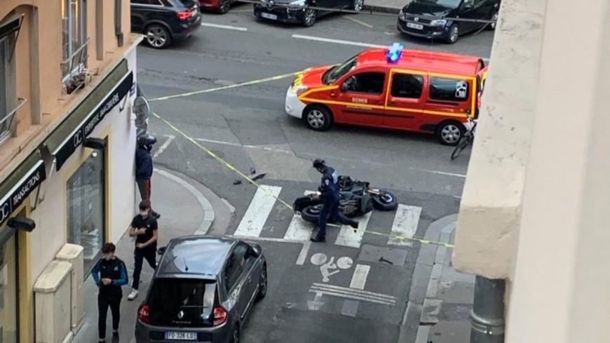 Lyon : trois blessés graves dans un violent accident en plein centre-ville