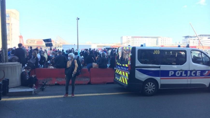 Lyon : la gare de Part-Dieu évacuée à cause d'un colis suspect