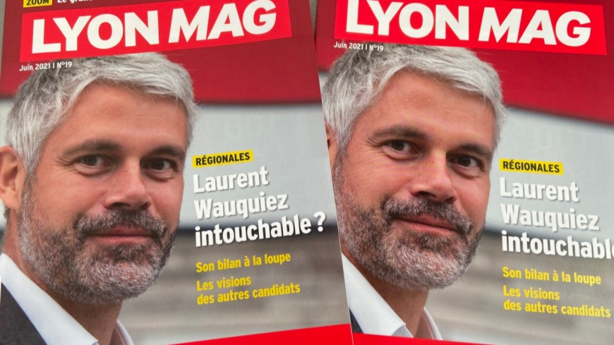 LyonMag - Juin : Laurent Wauquiez, vraiment intouchable ?