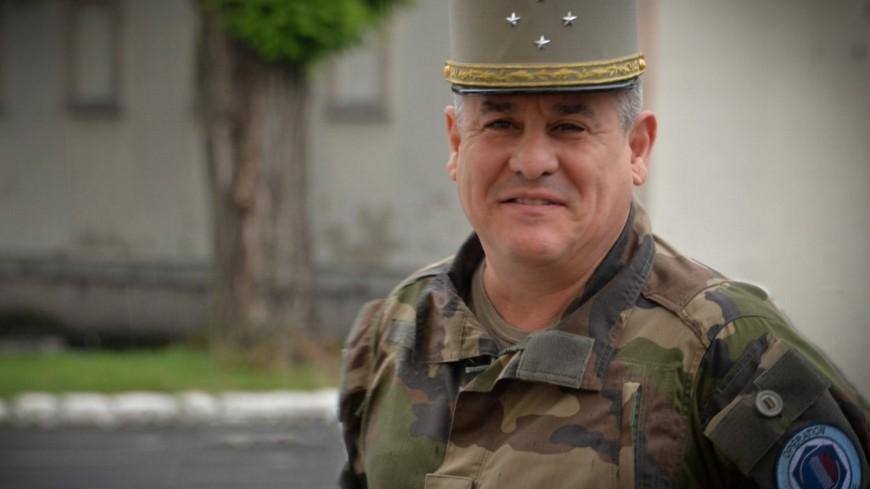 Lyon : l'adieu du gouverneur militaire de Lyon, Philippe Loiacono
