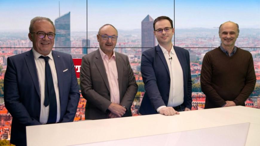 Lyon Politiques : l'actualité de la semaine décryptée par nos experts - 28/05/21