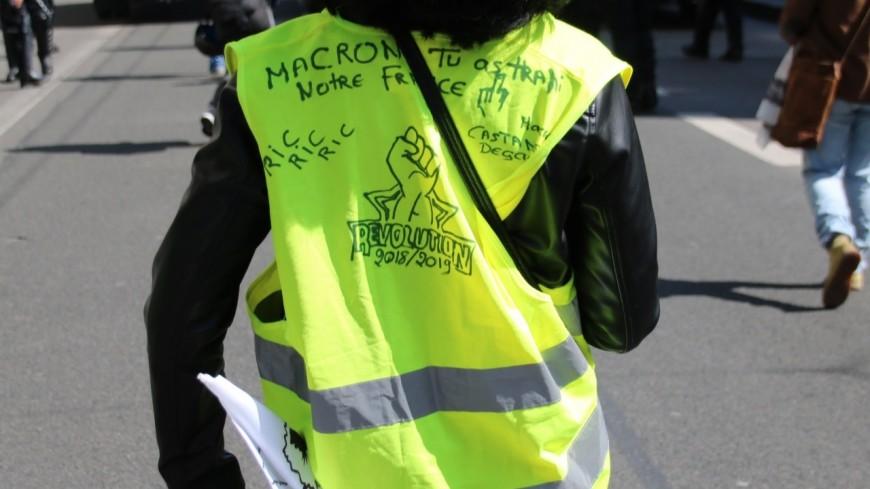 """""""Un an avant la fin du pire quinquennat de la Ve République"""", les Gilets Jaunes de la région se donnent rendez-vous à Lyon"""