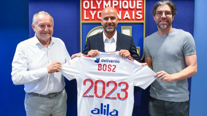 OL : Peter Bosz est le nouvel entraîneur de Lyon (officiel)