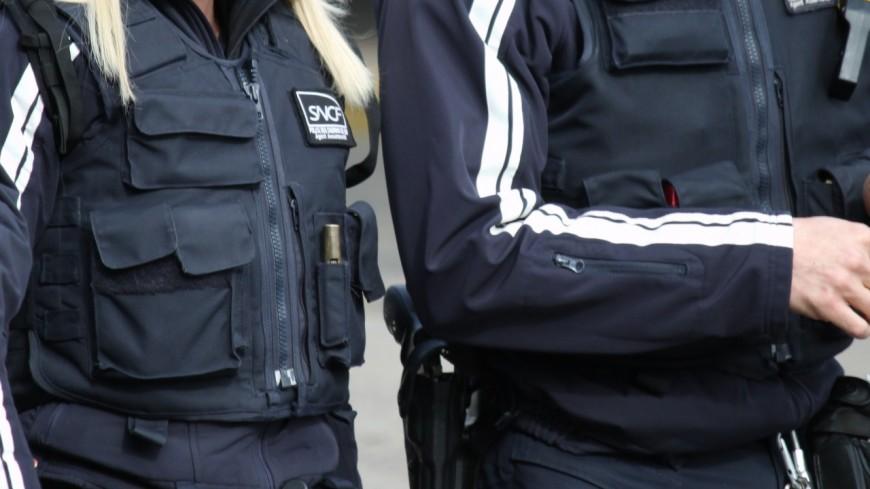 Près de Lyon : sans billet, il s'en prend aux policiers pour monter dans un train