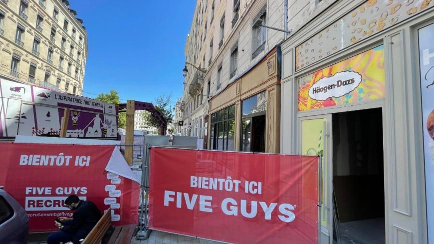 Lyon : on connait l'adresse de Five Guys, le fast-food préféré de Barack Obama !