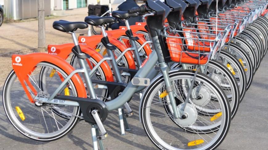 Les batteries des e-Vélo'v rappelées à Lyon pour un risque de court-circuit