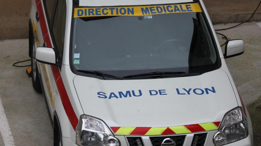 Près de Lyon : un important dispositif de secours pour un homme qui menaçait se suicider