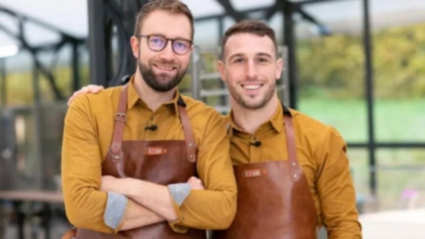 """Le binôme rhodanien remporte  """"Le Meilleur Pâtissier, les professionnels"""""""