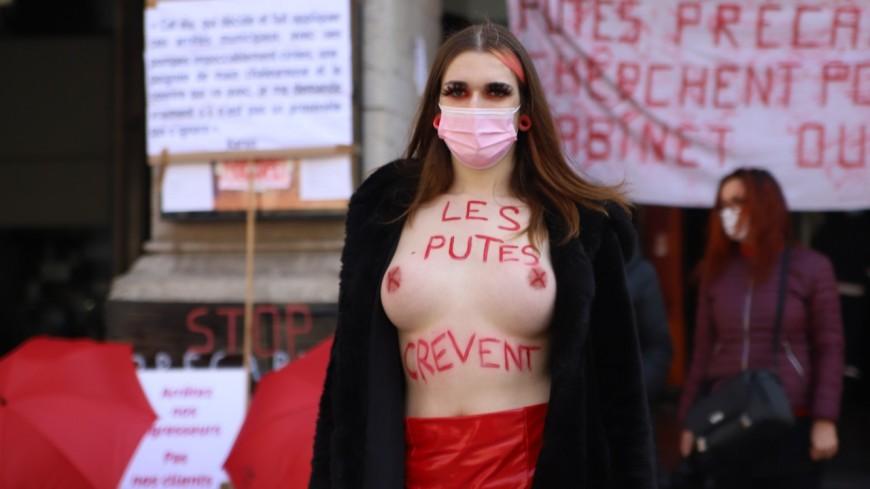 Lyon : les prostituées dans la rue ce mercredi à l'occasion de la Journée internationale des travailleuses du sexe
