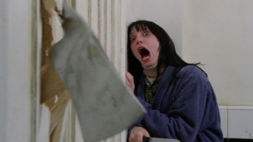 Près de Lyon : il fait un remake de Shining en détruisant la porte de son voisin à coups de hache