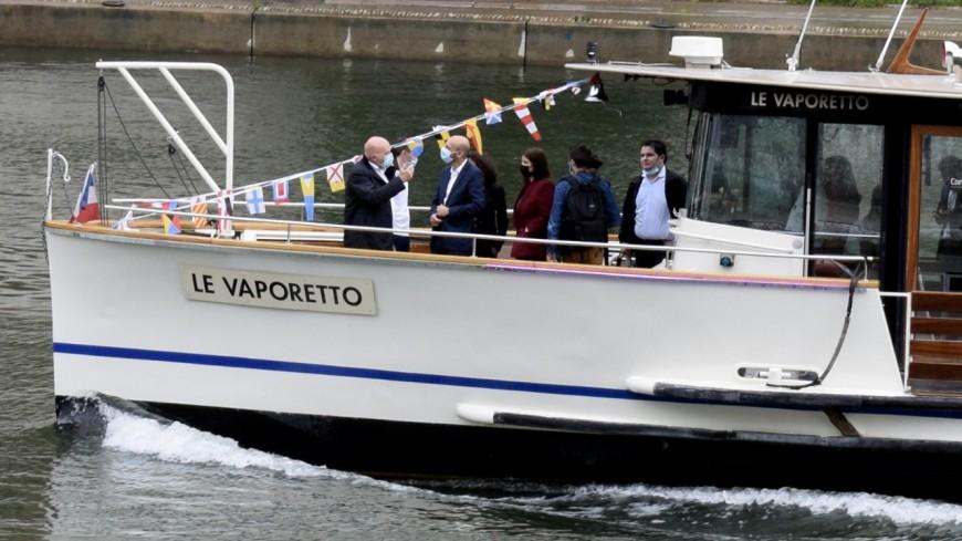 Régionales : sur le Vaporetto, Bruno Bonnell tente un large rassemblement du centre-tribord