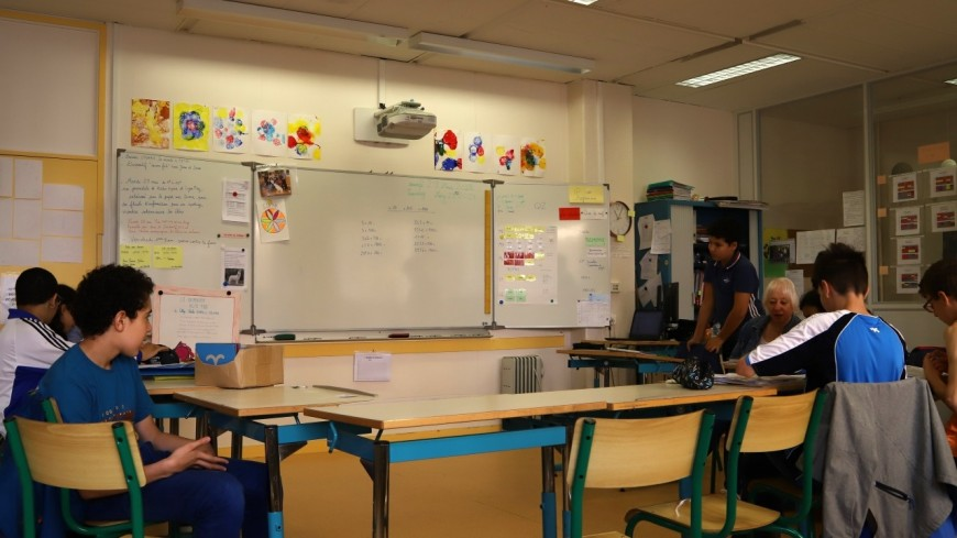 Covid-19 : 228 classes fermées dans l'académie de Lyon