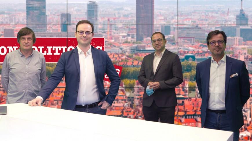 Lyon Politiques : l'actualité de la semaine décryptée par nos experts - 04/06/21