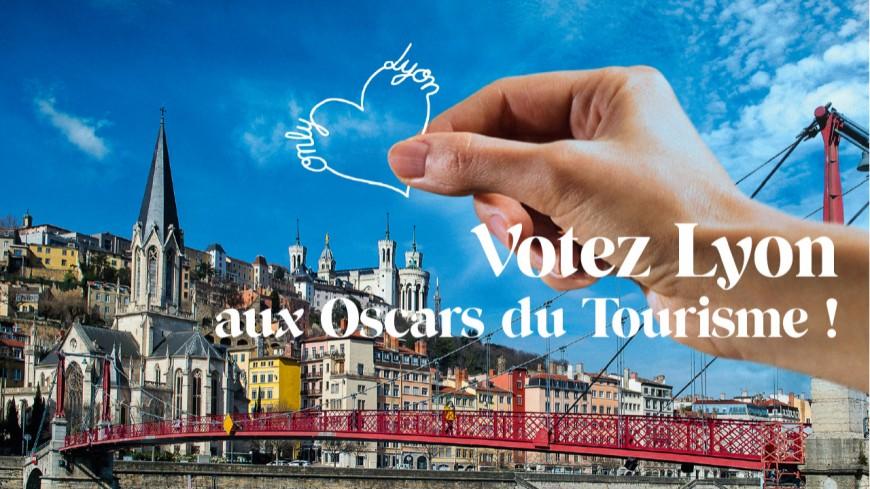 Appel aux votes : Lyon est en finale !