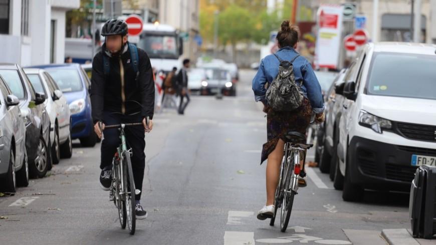 Vaulx-Lyon-Saint Fons en vélo : le REV des écologistes se dessine