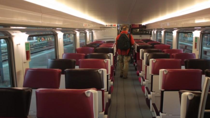 """Covid-19 : """"Un véritable risque de contamination à bord des TGV"""", selon l'inspection du travail du Rhône"""