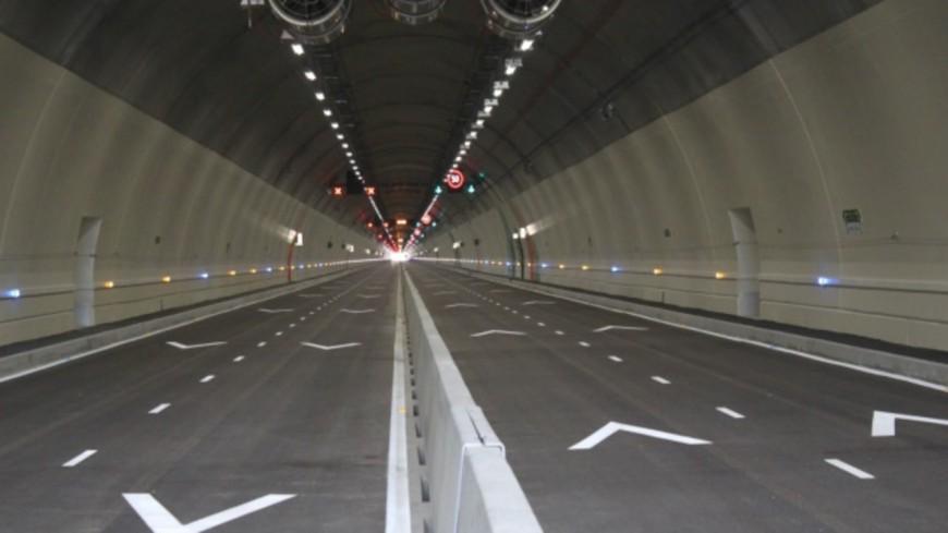 Le tunnel de la Croix-Rousse coupé à la circulation à cause d'un accident
