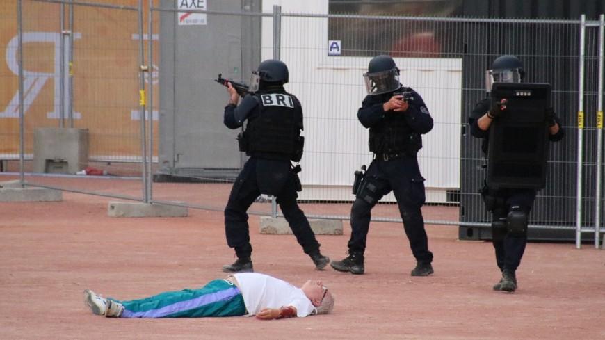 Exercice de sécurité : une tuerie de masse simulée ce samedi près de Lyon