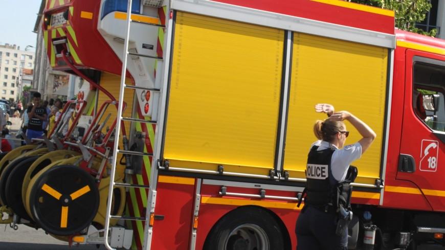 Lyon : un mort dans l'incendie de son appartement