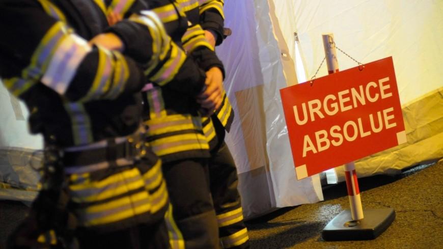 Leur voiture s'encastre dans un poteau : deux blessés dont un grave à Villeurbanne