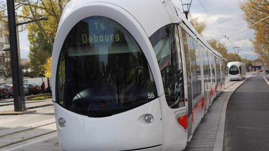 """Prolongement du T6 près de Lyon : le tracé """"historique"""" retenu, la concertation se poursuit"""