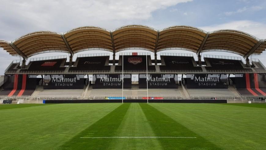 LOU Rugby : une pelouse synthétique pour le mythique stade de Gerland