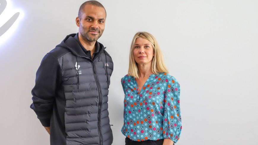 Lyon : la Tony Parker Adéquat Academy accueille Agnès Perrin-Turenne comme nouvelle directrice