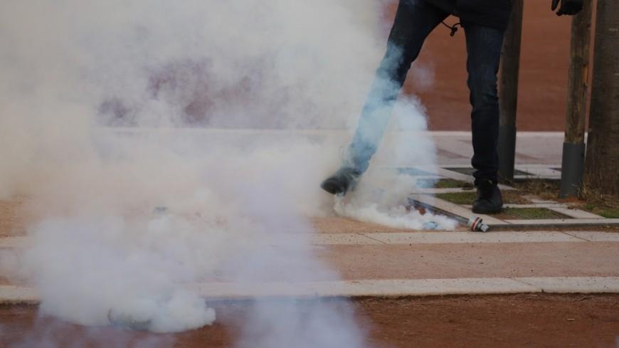 Près de Lyon : la mère de famille frappe un policier en intervention