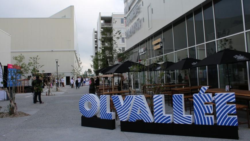Découvrez OL Vallée, le nouveaux pôle loisirs collé au Groupama Stadium - PHOTOS