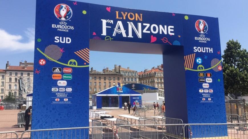 Euro 2021 : une fan zone à Bron pour les matchs de l'équipe de France
